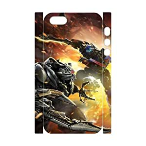 HXYHTY Cell phone Protection Cover 3D Case Transformers For Iphone 5,5S