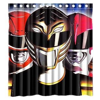 Amazon Custom Power Rangers Helmet Waterproof Polyester Fabric