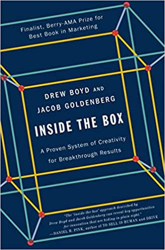 Buy Inside the Box: A Proven System of Creativity for