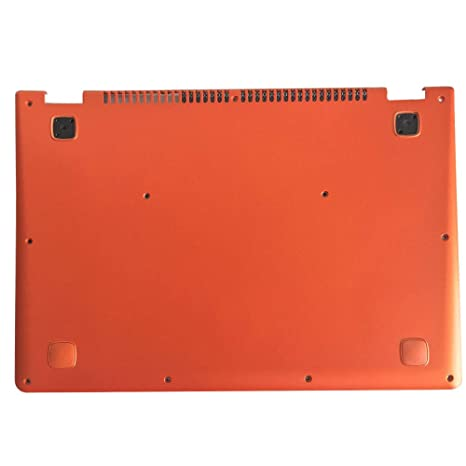 ee343382384c Amazon.com  New Laptop Replacement Bottom Base Cover Case Fit Lenovo Yoga  11S D Shell (Orange)  Computers   Accessories