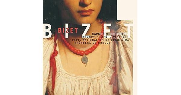 Amazon.com: Carmen - excerpts (2000 Remastered Version ...