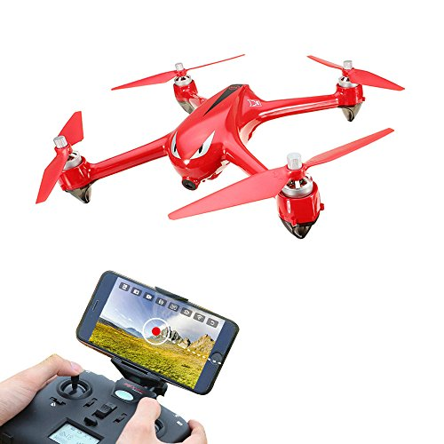 LOHOME B2W Bugs 2 W RC Quadcopter – 2.4GHz 6-Axis Gyro 1080P HD 5G Wifi Camera FPV Drone Remote Control Drone, Long Range Drone With GPS, Altitude Hold, Headless mode and Return to Home For Sale