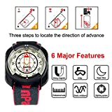 Diving Sighting Wrist Compass for Outdoor