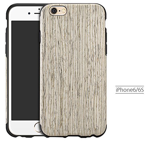 "Dolder iPhone 6/6S 4.7"" Holzhülle Tasche Schutzhülle Hülle aus echtem Holz / Walnut"