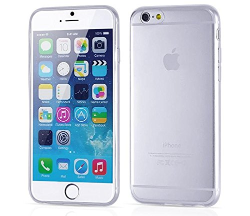 Original smartec24® iPhone 6 Crystal Case. Ultra Clear Case Schutzhülle transparent 100% passgenau für Ihr iPhone 6