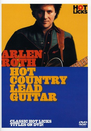 - Arlen Roth: Hot Country Lead Guitar
