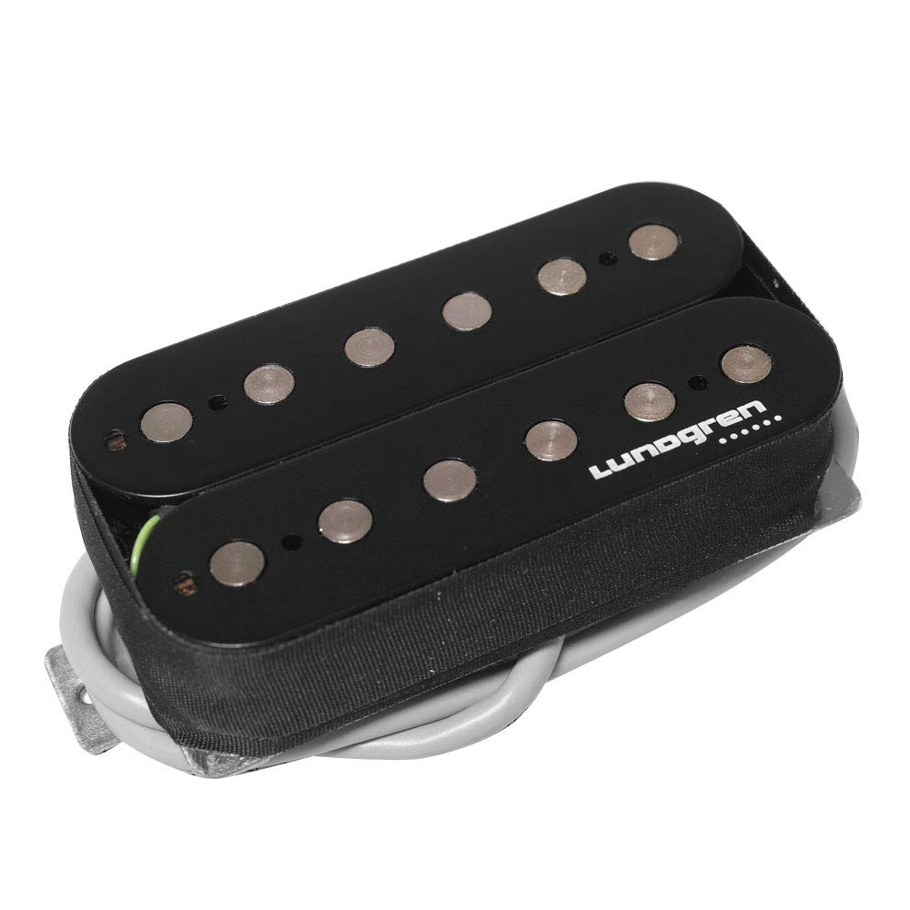 2019春の新作 Lundgren M6 Guitar Pickups Model M6 Neck Neck ネック用 エレキギター用ピックアップ Guitar B00BBMZLXC, ブランド探検隊:681f3a67 --- martinemoeykens.com