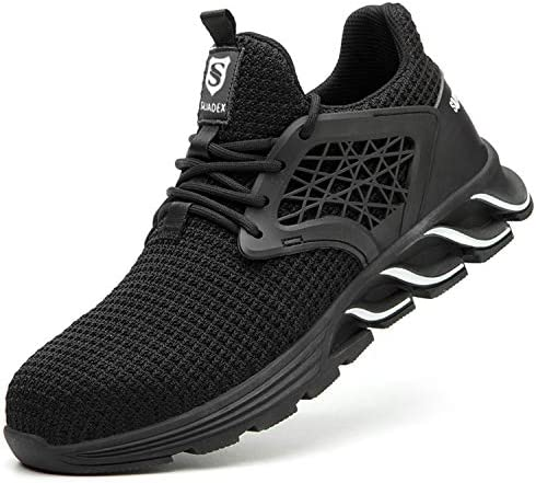 SUADEX Indestructible Steel Toe Shoes