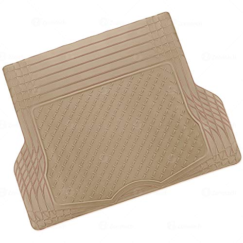 (Zone Tech Trimmable for Custom Fit Cargo Mat Beige)