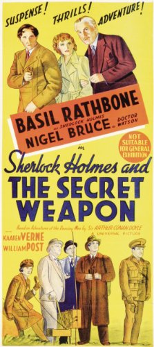 Sherlock Holmes & The Encrypted Weapon