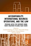 Accountability, International Business Operations