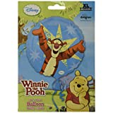 Anagram 18 Inch Winnie The Pooh - Tigger Balloon