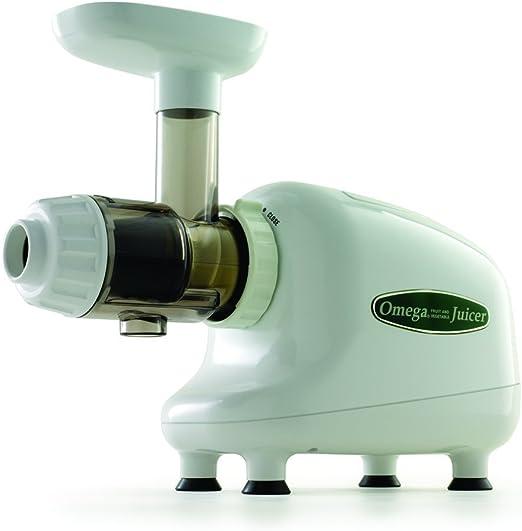 Omega J8003 centro de nutrición single-gear comercial Masticating ...