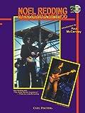 img - for Noel Redding Bass Guitar Method (Book & CD) by Noel Redding (2002-10-01) book / textbook / text book