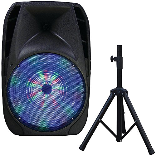 IQ Sound Speaker System - 25 W RMS - Portable - Battery Rech