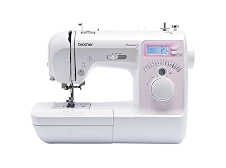 Brother Innovis 40A Anniversary Sewing Machine Amazoncouk Mesmerizing Brother Sewing Machine Reviews Uk