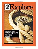 Explore New Jersey ASK 3 Language Arts Literacy, James Swalm and June Coultas, 150045673X