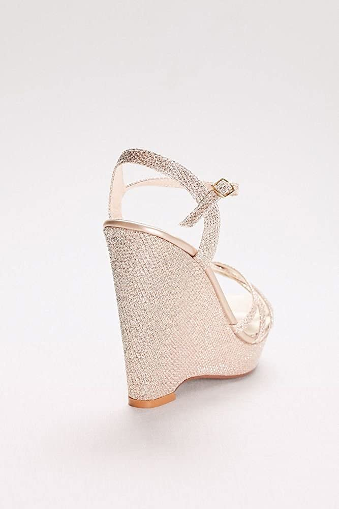 Touch Ups Womens Jaden Wedge Sandal