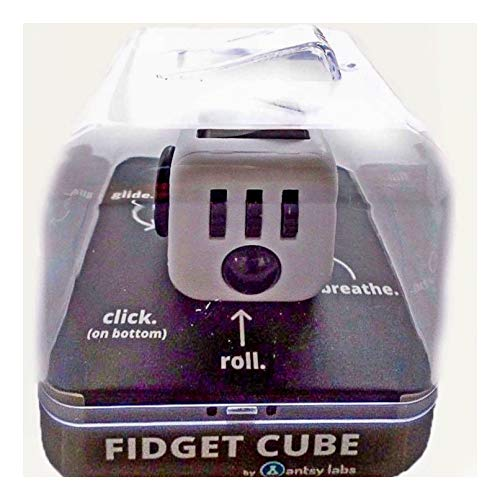 Antsy Labs Original Fidget Cube Dice (Black & White) by Antsy Labs (Image #5)