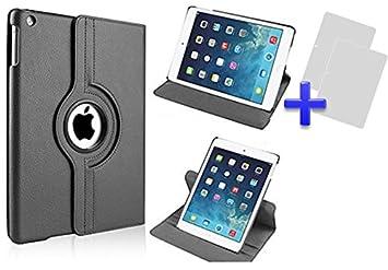 Funda Giratoria para Tablet Apple Ipad Air 2 (segunda generación). Función stand y giro 360º. Sleep. Protección delantera y Trasera.