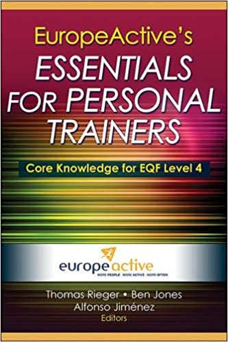 Europeactives essentials for personal trainers 9781450423786 europeactives essentials for personal trainers 1st edition fandeluxe Choice Image