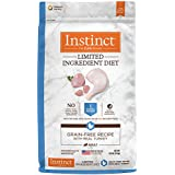 Instinct Limited Ingredient Diet Grain Free Recipe With Real Turkey Natural Dry Dog Food By Nature'S Variety, 11 Lb. Bag