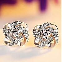 1 Paar Ohrring Fashion Frauen Damen Ohrstecker Ohrring