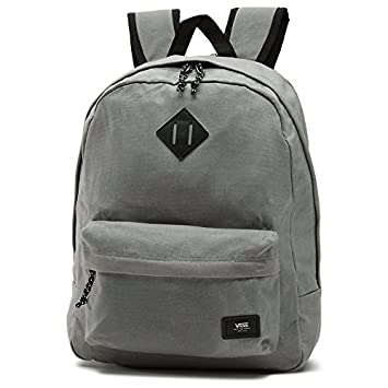 VANS Old Skool Plus Backpack Frost Grey Schoolbag V002TMAF1 VANS Bags
