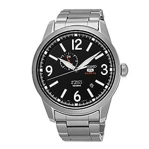 Reloj de Hombre Seiko Neo Sports SSA293K1 con calibre 4R37: Amazon.es: Relojes