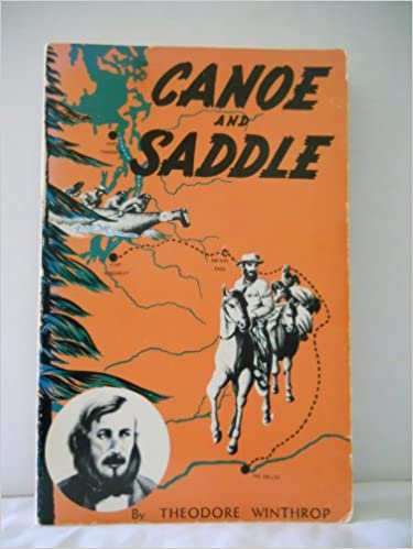 Canoe and Saddle. Nisqually Edition, Winthrop, Theodore