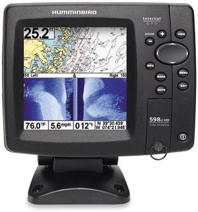 Combinado Eco-GPS-Plotter cartografico 598ci SE: Amazon.es ...
