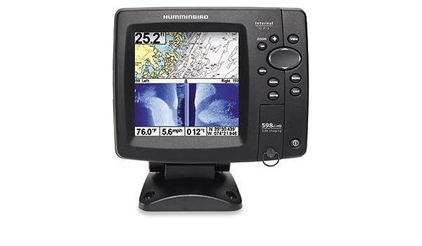 combinado eco-gps-plotter cartografico 598ci SE: Amazon.es: Electrónica