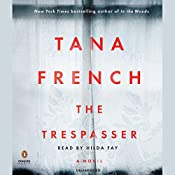 The Trespasser: A Novel | Tana French