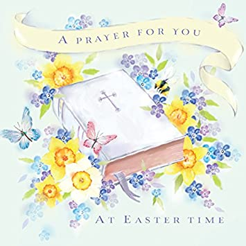 Pack of 5 Floral Easter Cards
