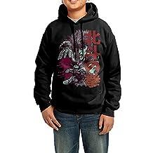 Teenage Youth Fist Of The North Star Kenshiro Hooded Sweatshirt