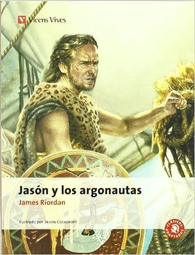 Jason Y Los Argonautas (clásicos Adaptados) - 9788468201092 por James Riordan epub