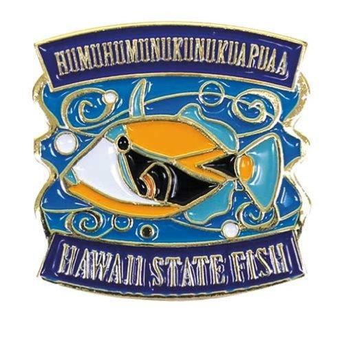islander-hawaiian-lapel-or-hat-pin-state-fish-humu-blue-yellow-one-size