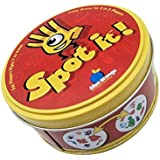 APANDA Spot It Game Cards, Dobble Card Game, 55 Cards with 1 Instruction, for Teens between 7 and 15 Years Old