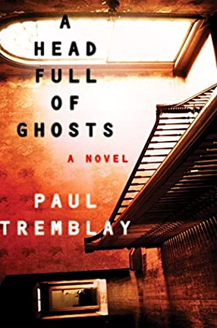 book cover of A Head Full of Ghosts