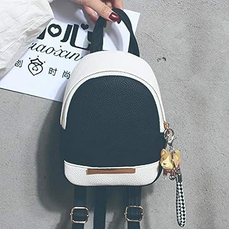 Paquete Bolso de Hombro Doble Hembra Mini de Primavera y Verano Fresco y versátil y Elegante