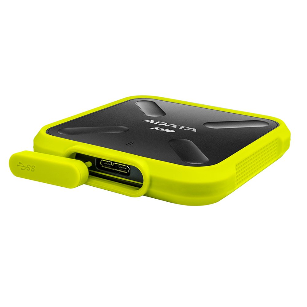 Adata SD700 USB 3.1 Military-Grade 256GB Portable External Solid State Drive