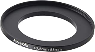 Universal 40.5-58mm/40.5mm to 58mm Step Up Ring Filter Adapter for canon Nikon Sony UV,ND,CPL,Metal Step Up Ring Adapter
