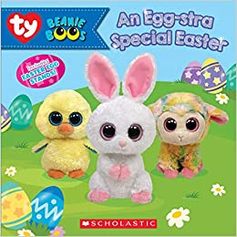 An Egg-Stra Special Easter (Beanie Boos  Storybook with egg stands)   Meredith Rusu 5703aceec43d