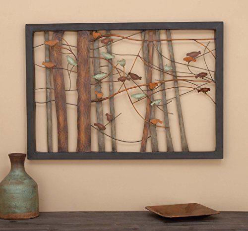 Deco 79 93744 Metal Wall Decor by Deco 79 (Image #3)