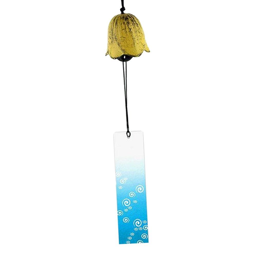 Baoblaze Japanische Windspiele Glocken Hängende Ornament Dekoration Mehr Muster zum Auswahlen - #1
