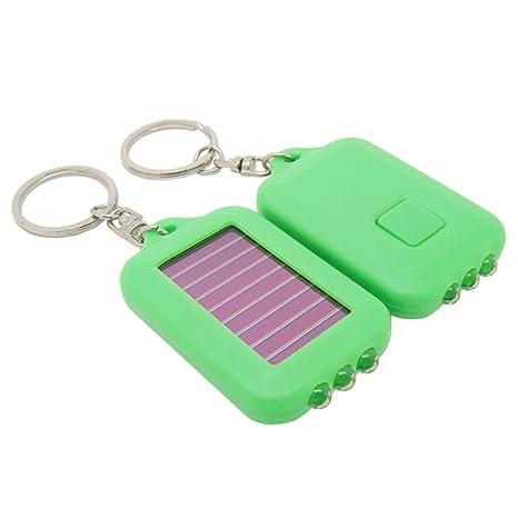 Almabner Mini Llavero LED Linterna de Emergencia, Linterna ...