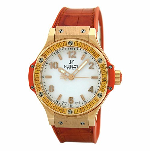Hublot Big Bang Tutti Frutti swiss-quartz womens Watch 361.PO.2010.LR.1906 (Certified Pre-owned)