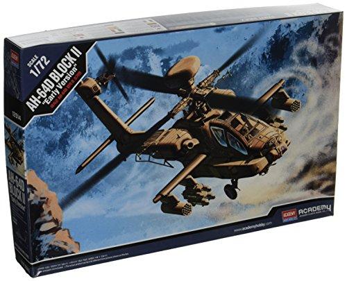 """Academy AH-64D Block II """"Early Version"""" Model Kit"""