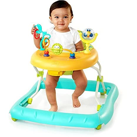 Amazon.com: Bright Starts – walk-a-bout Walker: Baby