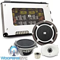 JBL 660GTi 6-1/2 2-way Component Speakers System